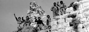 L'expulsion du peuple palestinien de son pays de 1947 à 1949 s'accompagna de la création de ses mouvements