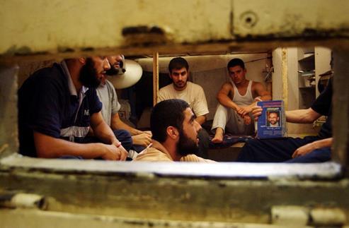 La grève de la faim des prisonniers palestiniens continue