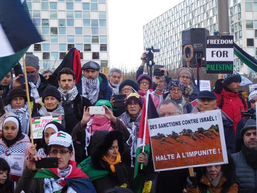 La CPI va ouvrir une enquête officielle sur les crimes de guerre et crimes contre l'humanité israéliens en Palestine occupée.