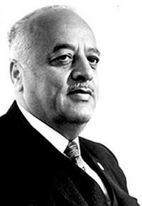 Ahmad al-Shuqairi, premier président de l'OLP