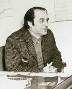 Kamal Nasser, dirigeant historique de la révolution palestinienne