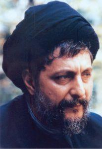 Musa Sadr, dirigeant politique libanais