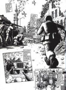 1956 : Des réseaux armés combattent l'envahisseur.