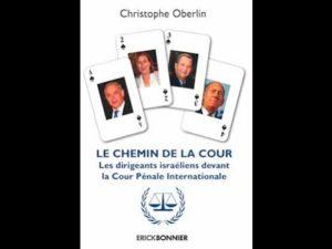 Le livre écrit par Christophe Oberlin sur la CPI
