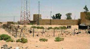 La prison d'al-Jafar en Jordanie