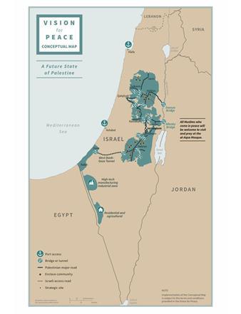 Le plan Trump : une occupation permanente de la Palestine