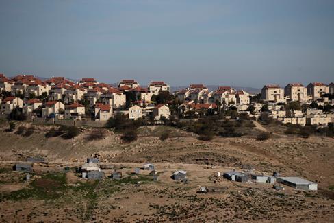 Dans le cadre du plan de Trump, Le plan israélien visant à étendre les colonies dans la région séparerait les parties nord et sud de la Cisjordanie occupée