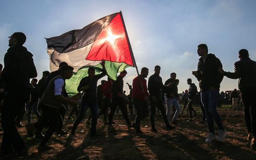 Abattre la voie d'Oslo pour la libération de la Palestine