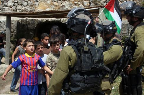 Le projet de loi que Brad Parker veut faire adopter vise la protection des enfants palestiniens