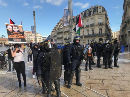 Rassemblement Montpellier