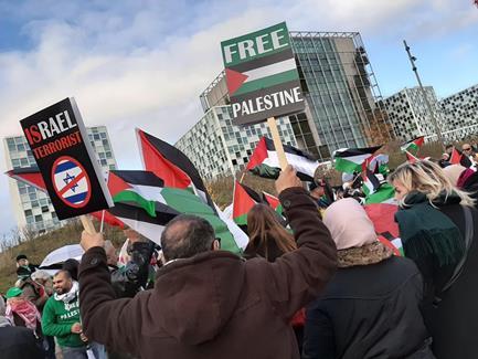 L'Allemagne relie le camp d'Israël à la CPI