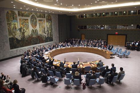 Ce que Brad Parker (DCI-P) aurait dit au Conseil de Sécurité