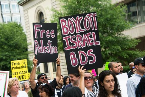 Associer BDS à l'antisémitisme est un hoax