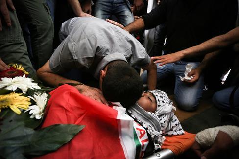 Brad Parker (DCI-P) aurait parlé au Conseil de sécurité des enfants morts suite aux agressions militaires d'Israël contre Gaza