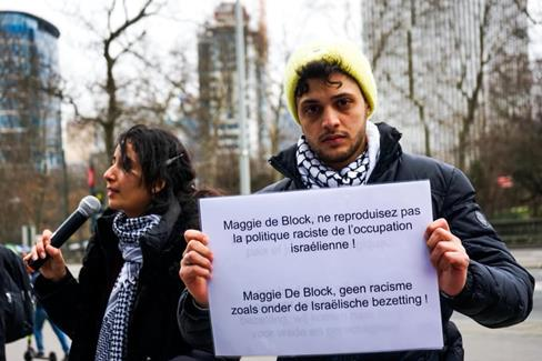 La Belgique a cessé de conférer automatiquement un statut protégé aux réfugiés en provenance de Gaza.