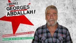 L'UJFP demande la libération immédiate de Georges Abdallah