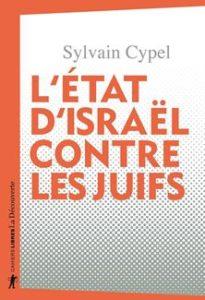 """Le livre de Sylvain Cypel est édité par """"La Découverte"""""""