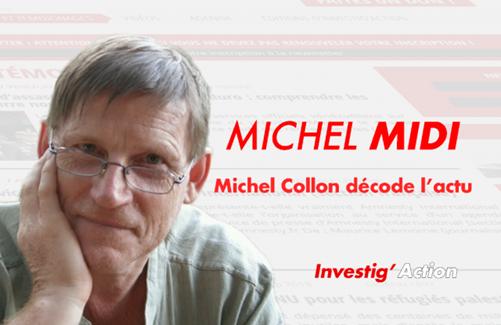 Dans l'émission, Michel Collon interviewe Jean-Pierre Bouché, auteur et militant actif au sein de BDS France