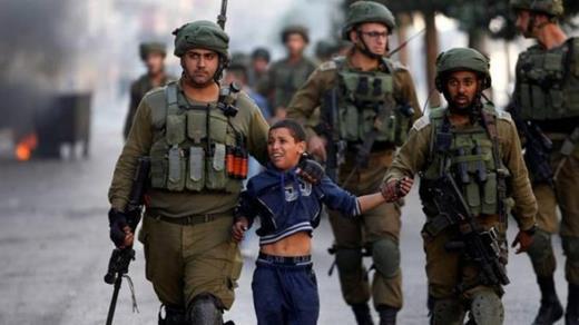 Les enfants ont été transférés de la prison d'Ofer à celle de Damon en Israël
