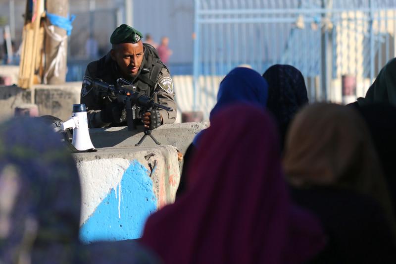 Le procureur en chef de la CPI a recommandé que les investigations sur les crimes de guerre en Cisjordanie et dans la bande de Gaza, se réalisent. Ahmad Al-BazzActiveStills