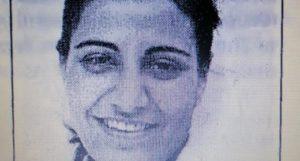 """Rima Tannous, photo publiée dans le livre """"Palestinian Political Prisoners: Struggle Behind Iron Bars"""""""