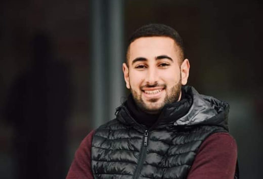 Mohammed Hassan, étudiant à Bir-Zeit