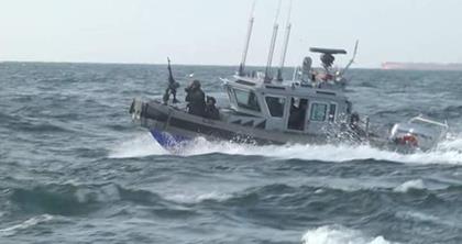 des navires de guerre israéliens ont à nouveau attaqué des pêcheurs palestiniens.