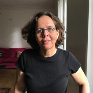 Yael Lerer, activiste de gauche. (Photo : Shlomi Elkabetz)