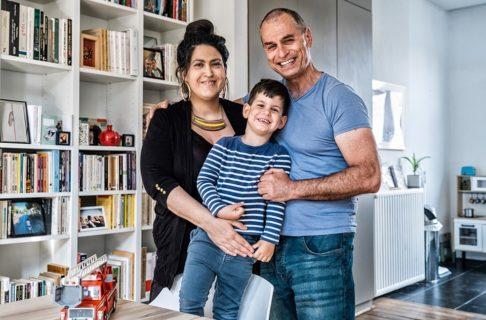 La famille Bronstein Merva a quitté le pays
