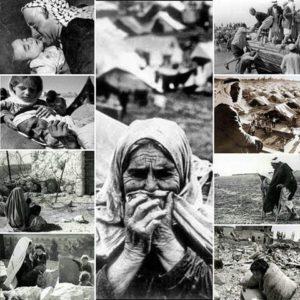 La Nakba est le moment clé de l'histoire de la Palestine