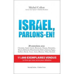 """L'interview d'Ahmed Frassini est publié dans """"Israël, parlons-en"""""""