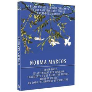 Le coffret avec les cinq films de Norma Marcos