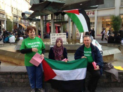 Trois des militants inculpés de Mulhouse