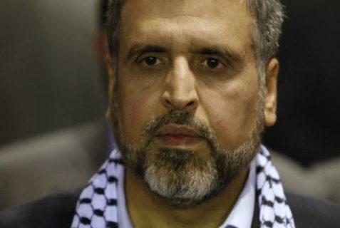 Ramadan Shallah, ancien dirigeant du groupe de résistance du Djihad islamique palestinien, est décédé le 6 juin 2020. (Photo: Khaled al Hariri / Reuters)