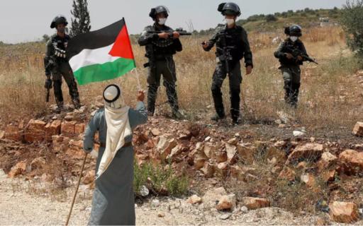 Le plan d'annexion rencontrera la résistance populaire