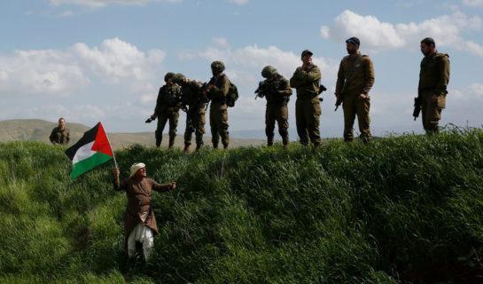 Les Palestiniens seuls face aux occupants, le monde les abandonne