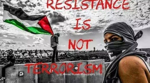 La résistance, ce n'est pas du terrorisme
