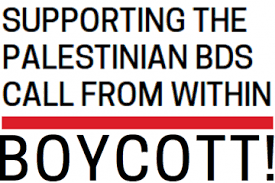 Boycott!, le BDS israélien de l'intérieur