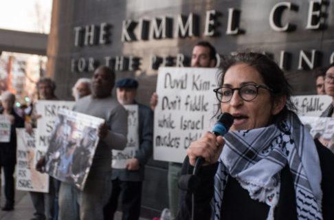 """Susan Abulhawa : """"La Palestine, c'est le test"""""""