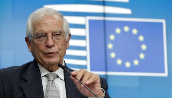Borrell cède à l'extrême droite