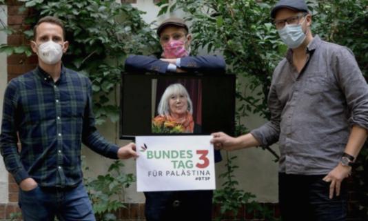 Les défenseurs des droits de l'homme qui défient le Bundestag