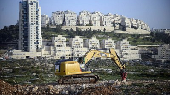 Une colonie israélienne illégale à Jérusalem. (Photo : The Palestine Chronicle)