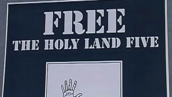 Free The Holy Land Five