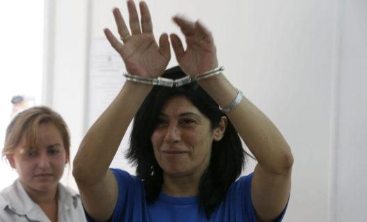 Khalida Jarrar. (Photo: Samidoun)