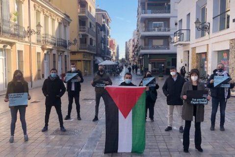 """Pour les militants BDS de Valence : """"BDS a gagné, la Palestine a gagné, la solidarité a gagné, les droits humains ont gagné"""""""