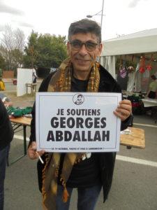Saïd Bouamama. Photo : Plate-forme Charleroi-Palestine