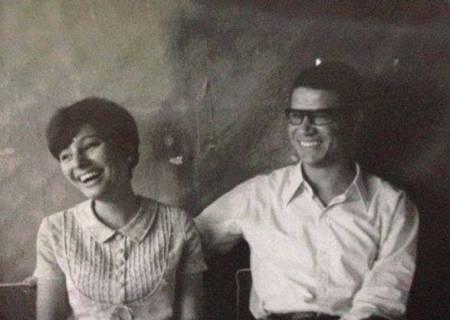 Radwa Ashour et Mourid Barghouti.