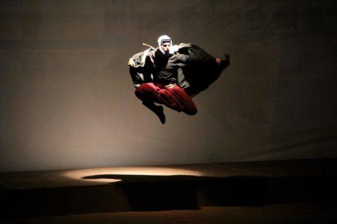 Ata Khattab sur scène.(Photo: Hafez Omar)