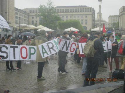 Stop arming Israël