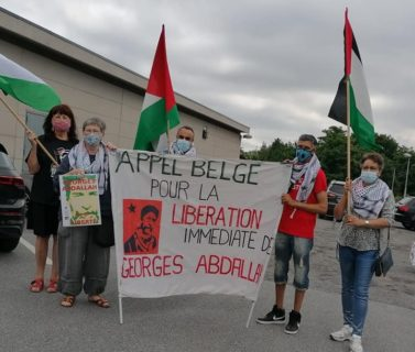 (Photo : Plate-forme Charleroi-Palestine)